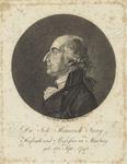 Dr. Joh. Heinrich Jung, Hofrath und Professor in Marburg geb. 12. Sept. 1740